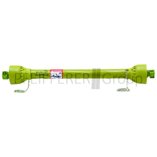 "Blueline Gelenkwelle 1010 mm G3//G4 F21 1 3//8/"" Zitronenprofil Zapfwelle"
