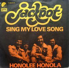 "7"" 1976 NL-PRESS RARE VG+++ JACKPOT : Sing My Love Song"