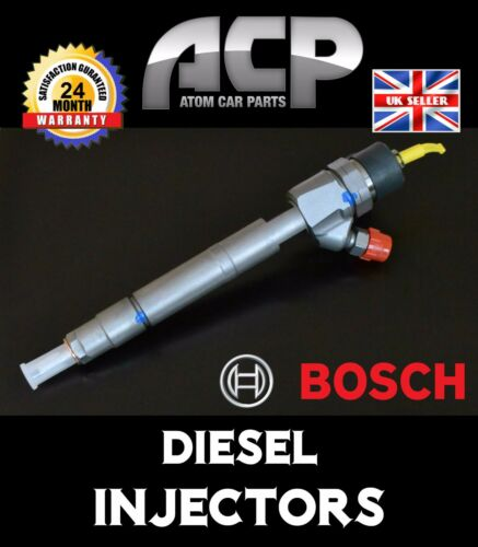 2148 ccm. 0445110176 for Mercedes C Class 200//220 CDI BOSCH Diesel Injector no