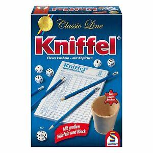 Schmidt-Spiele-Classic-Line-Kniffel-mit-grossem-Spielblock-Familienspiel