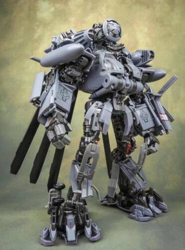 Wei Jiang Transformers M-05 Hide Shadow Blackout Oversize 32cm Nuovo