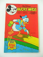 1x Comic - Micky Maus - inkl. Beilage - Jahrgang 1978 - Nr. 14)