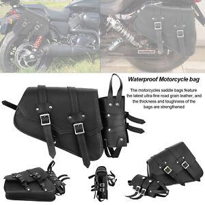 Nuevo-Universal-Moto-Impermeable-equipaje-de-moto-cuero-silla-bolsa-de-maletas