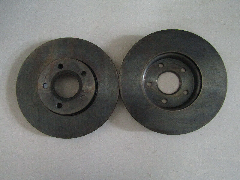 FORD FOCUS 1.6/1.8/2.0 2005 ON FRONT BRAKE DISC -R699 EACH