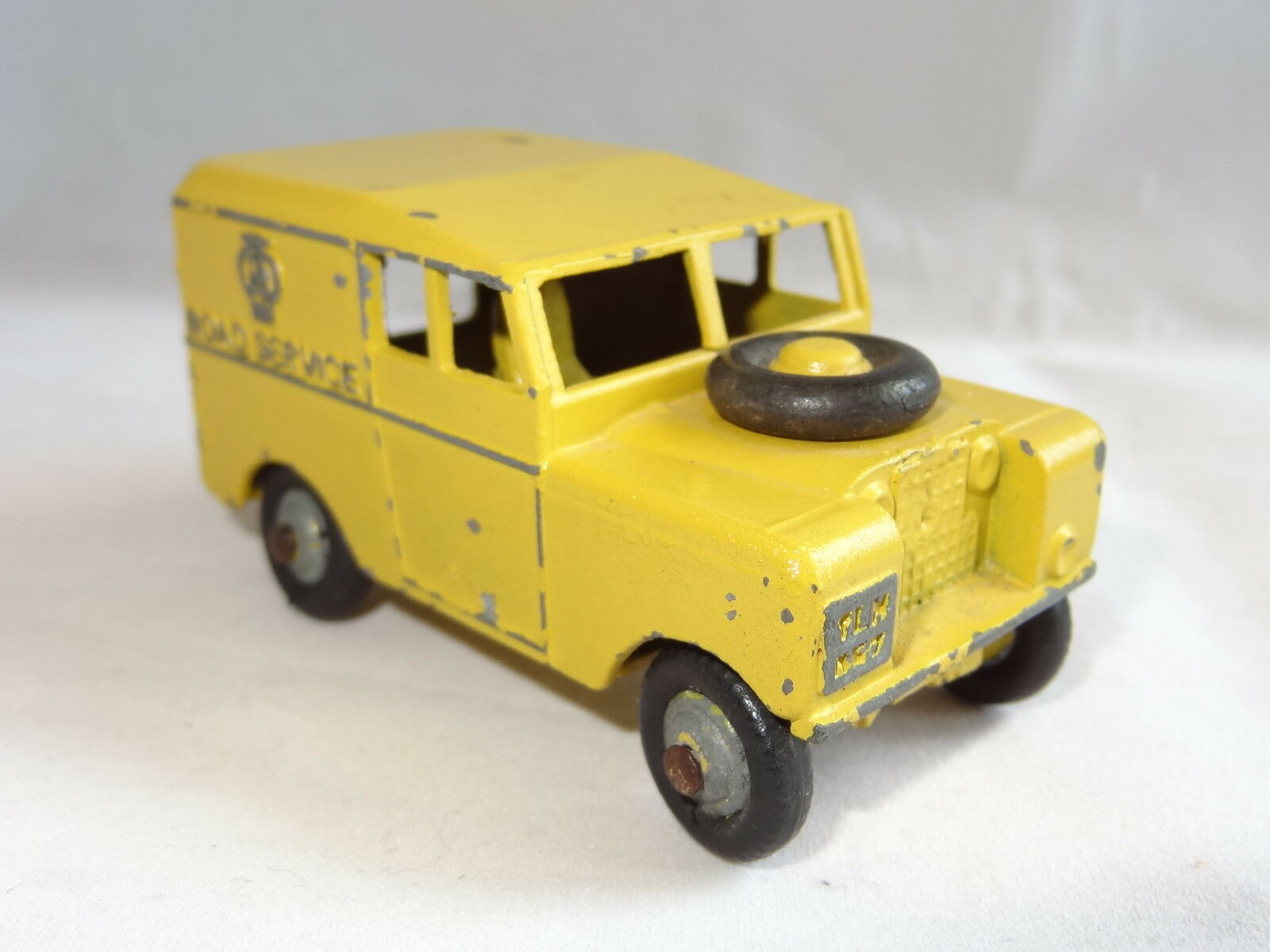 Morestone large scale AA ROAD SERVICE LANDROVER 1958 - 79MM early version