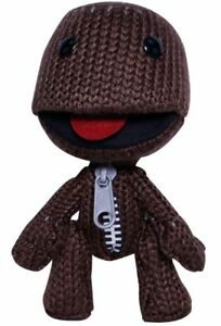 Little-Big-Planet-2-Sackboy-LBP-7-inch-Plush-Toy-Stuffed-Figure-Doll-Xmas-Gift