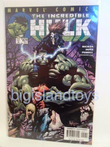 MULTI-LISTING Marvel Comics The Incredible Hulk 1999 Series #15-54 Six Hours