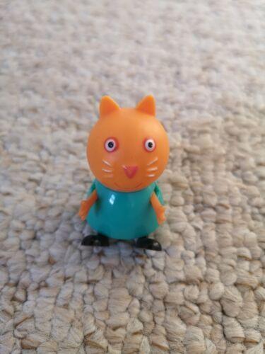 Peppa Pig Figures RARE Candy Cat