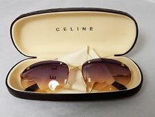 Authentic Celine Gradient Tint Lens Women's Sunglasses Gently Used with Case