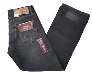 NEW-MENS-LEVIS-569-LOOSE-FIT-STRAIGHT-LEG-JEANS-PANTS-BANDIT-005691269-ALL-SIZES