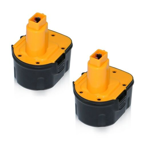 (2Qty) 3.0Ah 12V Rechargeable Battery for Dewalt DW975K DW980 DW927K-2 DW053K2