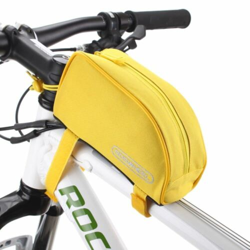 MTB Mountain Bike Cycling Frame Front Top Tube Bag Pouch Pannier 1L Durable
