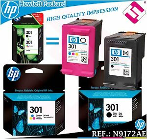 PACK-TINTA-NEGRA-TRICOLOR-301-ORIGINAL-HP-CARTUCHO-NEGRO-COLOR-HEWLETT-PACKARD