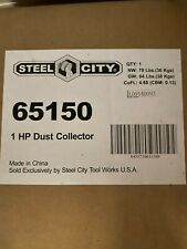 Steel City 65150 1hp Dust Collector Discontinued