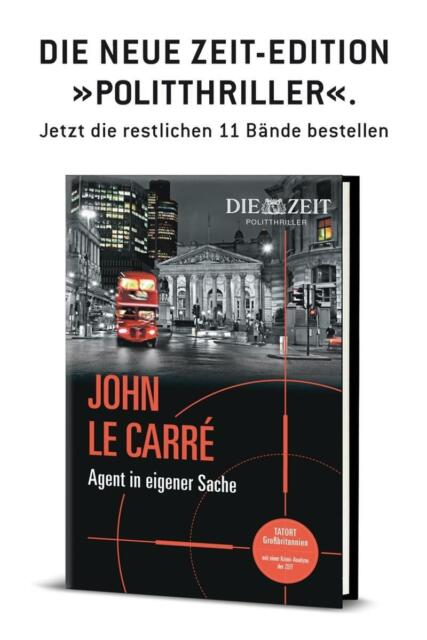 John le Carré - Agent in eigener Sache (Die Zeit, Band 5) /4