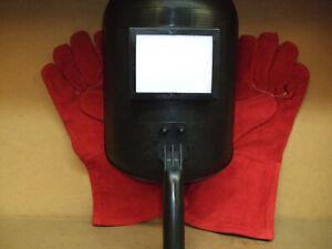 Hand Held Welders Welding Handscreen Handshield c//w EW11 Shaded lens