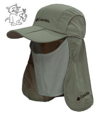 2016 New Camping Hiking Fishing Outdoor Big Wide Brim Neck Flap Hat Cap