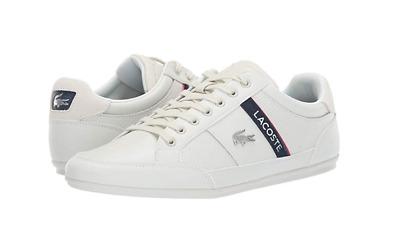 Lacoste Chaymon 119 1 U CMA Men/'s Casual Leather Sneaker Off White 737CMA0074WN1