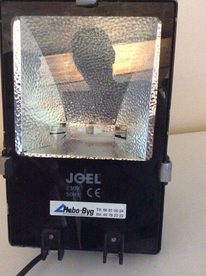 Arbejdslampe 230 V, Joel