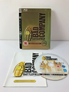 Battlefield Bad Company Gold Edition Steelbook Playstation 3 (ps3)