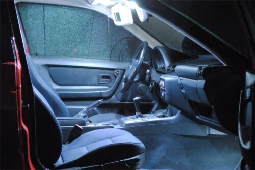 Lampen Audi A4 Innenraumbeleuchtung 12 Stk weiß für Typ 8E2 8E5 8EC 8ED