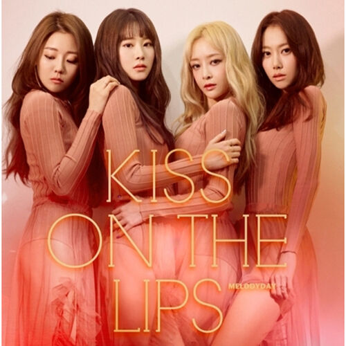 2nd Mini Album MELODY DAY CD+Photocard KISS ON THE LIPS