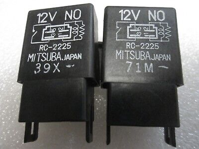Honda Acura Mitsuba Multi-Purpose Relay RC-2225