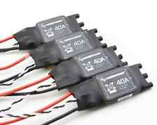 New 4pcs Hobbywing XRotor 40A OPTO Brushless ESC 2-6S For RC Multicopters DJI