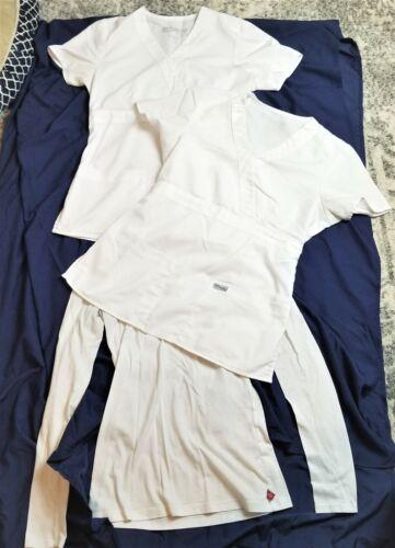 Nurses Professional Clothes Bundle Pants, Shirts,S