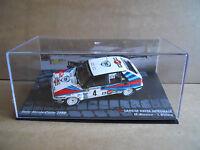 Rally Model Car IXO 1:43 LANCIA DELTA HF INTEGRALE Martini 1989 M. Biasion [MZ15