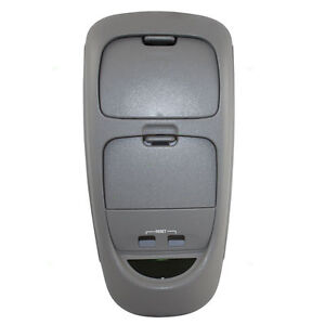 New-02-04-Ford-Super-Duty-Light-Flint-Grey-Overhead-Roof-Console-2C3Z25519A70AAC