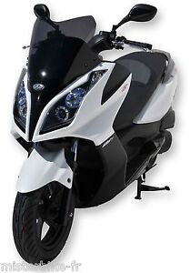 Pare-Brise-Sport-ERMAX-Kymco-125-200-300-DINK-STREET-DOWNTOWN-09-16-Bleu-Ciel