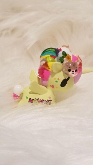 """Tokidoki UNICORNO SERIES 5 SOULMATES 3/"""" Mini Vinyl Figure Toy Opened Blind Box"""