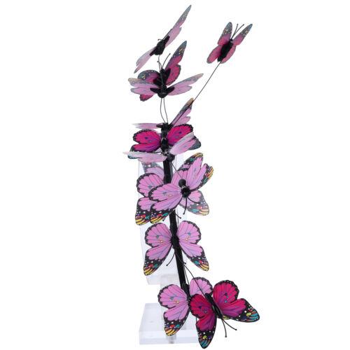 3D Women/'s Bridal Butterfly Headband Hairband Costume Hair Accessories Wedding