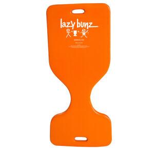 Texas-Rec-36-034-x-18-034-x-1-25-034-Lazy-Bunz-Swimming-Pool-Foam-Float-Orange