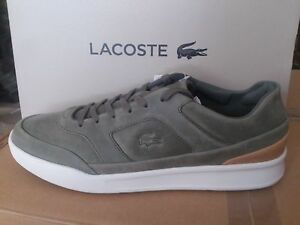 Lacoste Cuir Sneaker Neuf Explorateur Chaussures Homme 1qwF55