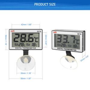 Digital Aquarium Thermomètre Submersible Compteur £ 3.99 24hr Dispatch From U.k.-afficher Le Titre D'origine DernièRe Technologie