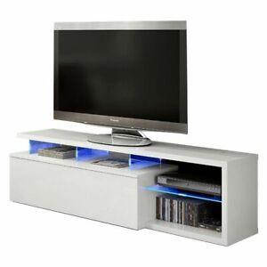 Mobile per soggiorno Modulo TV per salotto Blue-tech con LED ...