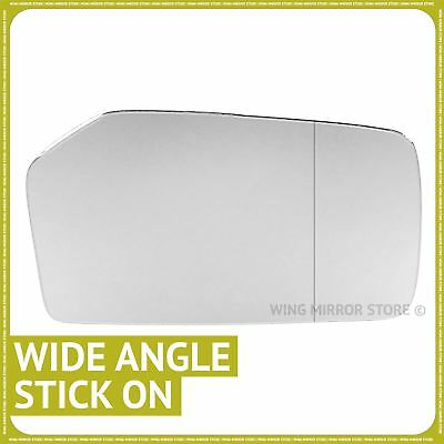 Right hand Driver side for Mercedes CLA 13-17 wing mirror glass Wide Angle