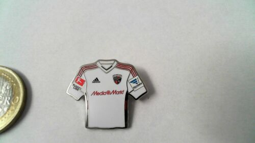 FC Ingolstadt 04 FCI Trikot Pin Badge 2015//2016 Away