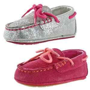 e735bc2eb54 Image is loading Cole-Haan-Grant-Driver-Baby-Girl-Suede-Driving-