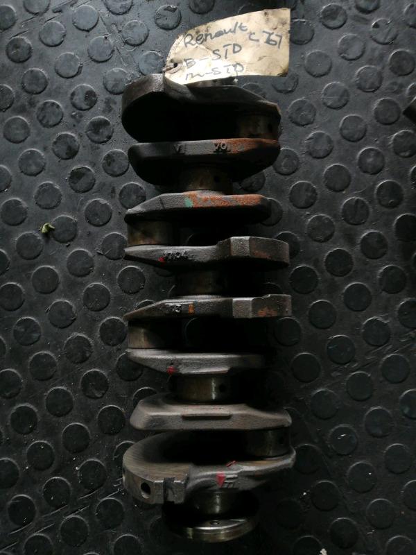 Renault Crankshafts