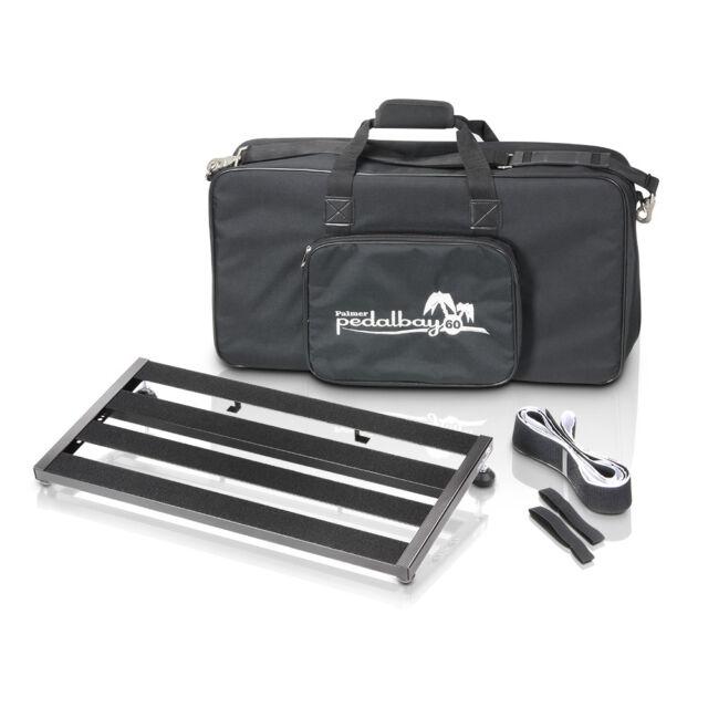 Palmer MI Pedalbay 60 - Pedalboard + Tragetasche