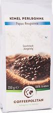 Kimel Perlbohne - Kaffee aus Papua-Neuguinea - Arabica Kaffeebohnen 250g