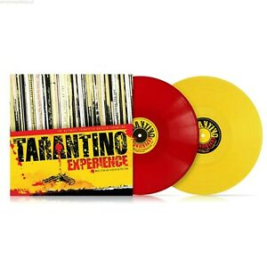 The-Tarantino-Experience-VARIOUS-ARTISTS-180g-LIMITED-New-Colored-Vinyl-2-LP