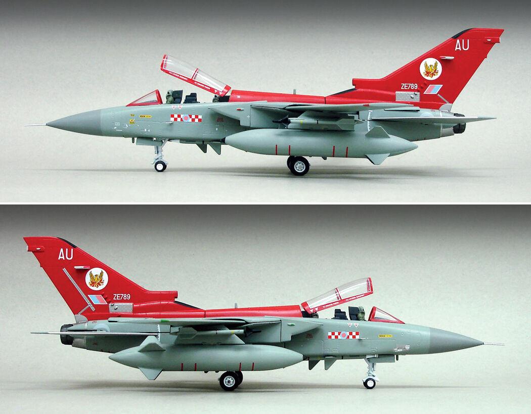 Skyguardian  Panavia Tornado F.3  no. 56 escuadrón, Royal Air Force - 72001-07
