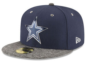 8529c94c13e449 Official 2016 NFL Draft On Stage Dallas Cowboys New Era 59FIFTY ...