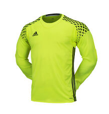 91ebefc7fb8 Adidas ONORE 16 GK L S Jersey T-Shirts Goalie Top Soccer Football Goal