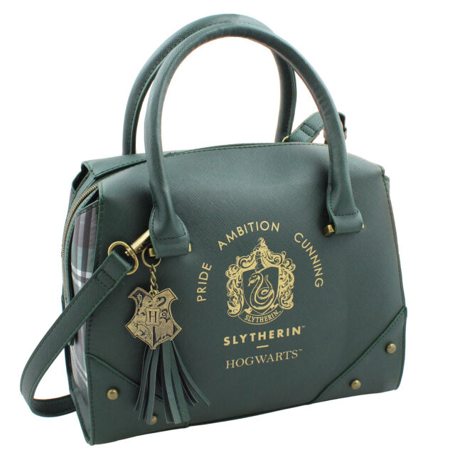 790a79d2ff7 Frequently bought together. Harry Potter Purse Handbag Slytherin House  Womens ...