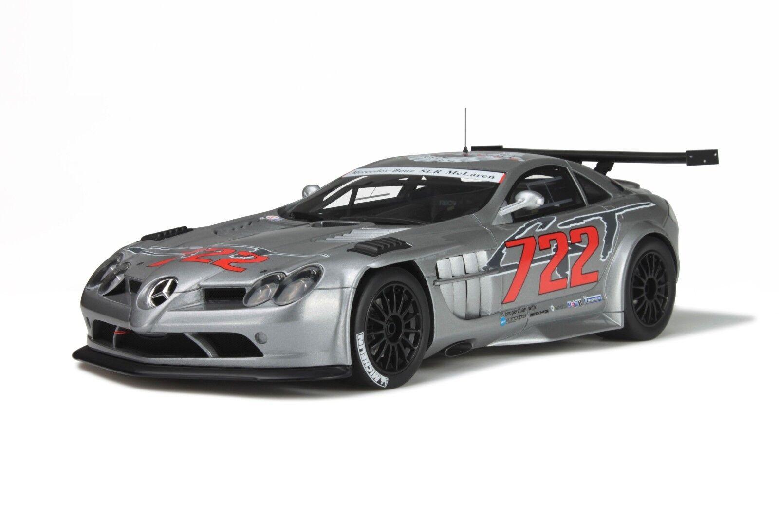 Mercedes-Benz SLR McLaren 722 GT  NOUVEAU  GT Spirit Spirit Spirit  1:18 | Au Premier Rang Parmi Les Produits Similaires  | Merveilleux  | Fabrication Habile  c669ed